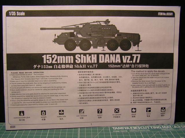 HOBBY BOSS 152mm ShkH DANA vz.77 - Revell Community
