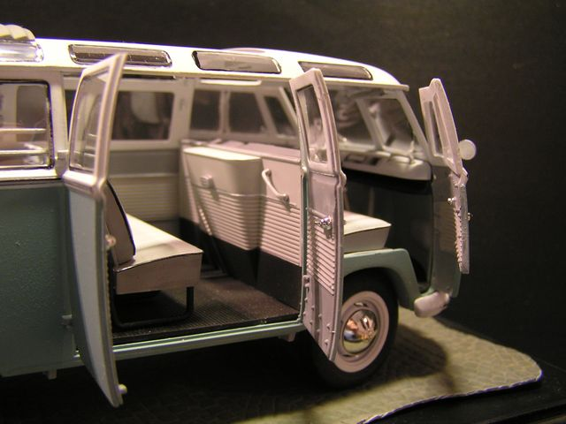 revell vw t1 samba bus 1 24 revell community. Black Bedroom Furniture Sets. Home Design Ideas